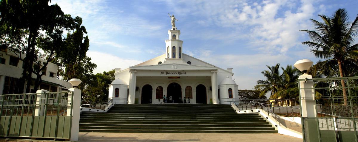 St Patricks Church, Chennai
