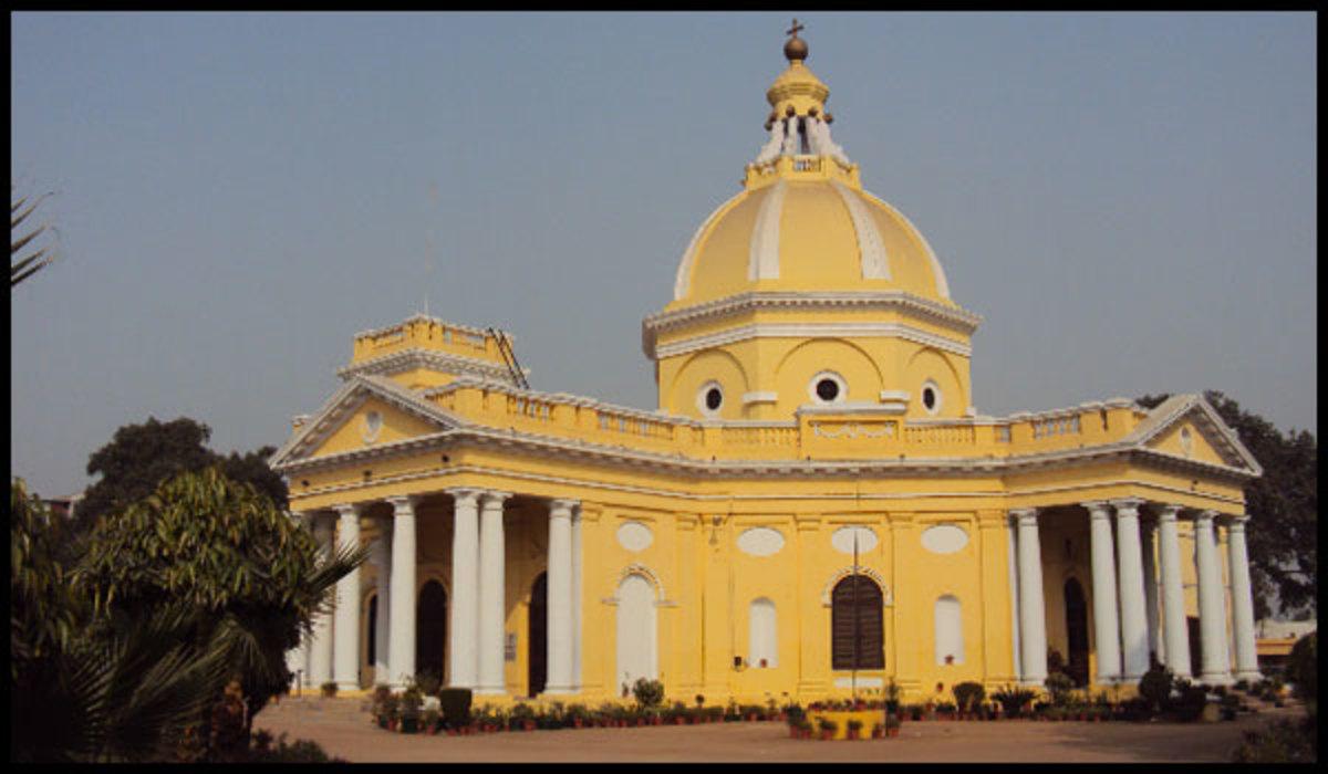 The oldest surviving churchof Delhi Skinner's Church, St James