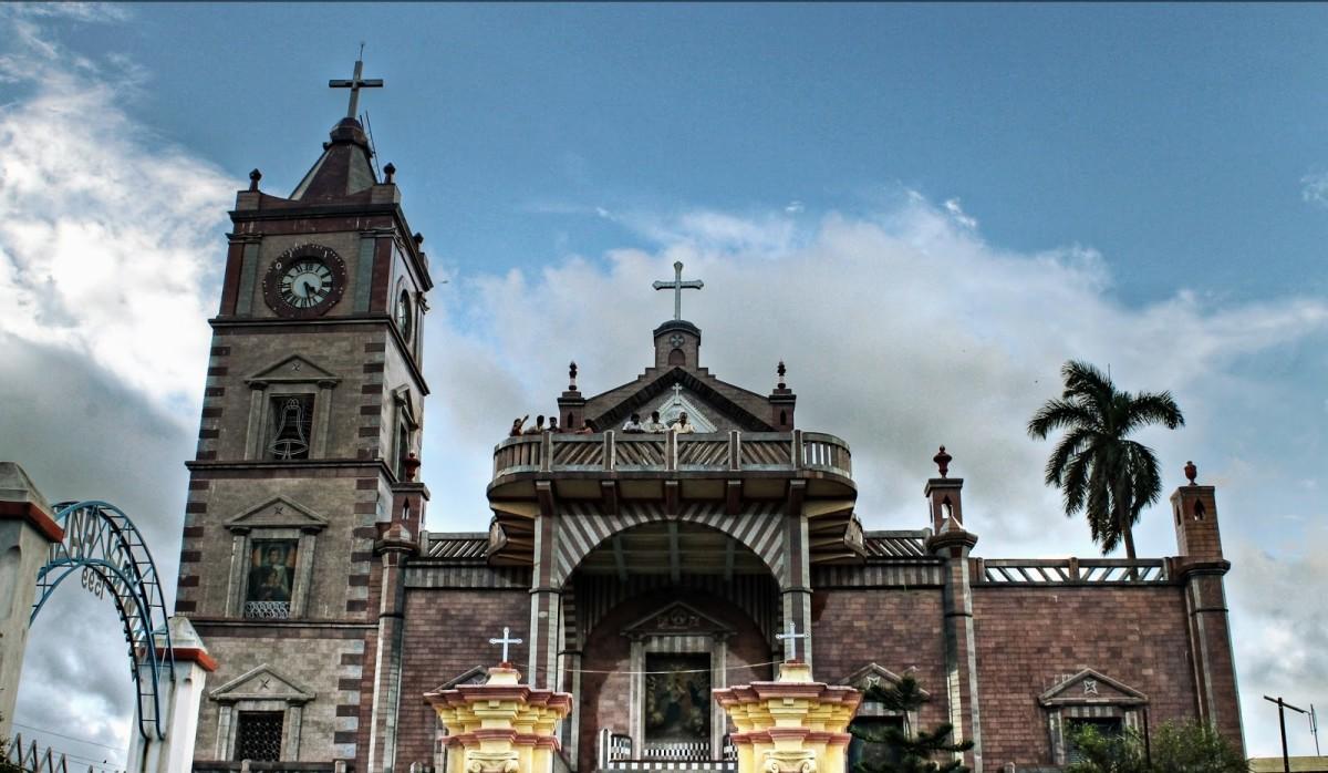 Basilica Rosary regularly known as Bandel Church