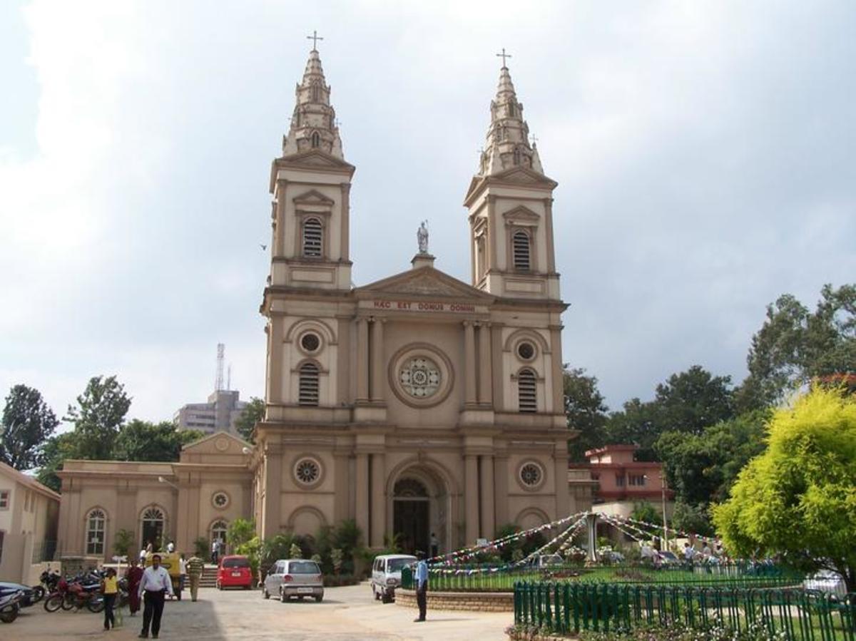 Churches of Bangalore,