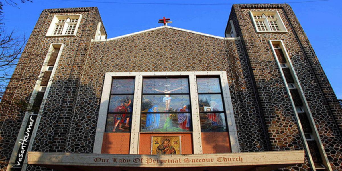 Our Lady of Perpetual Succour Church, Church of Mumbai