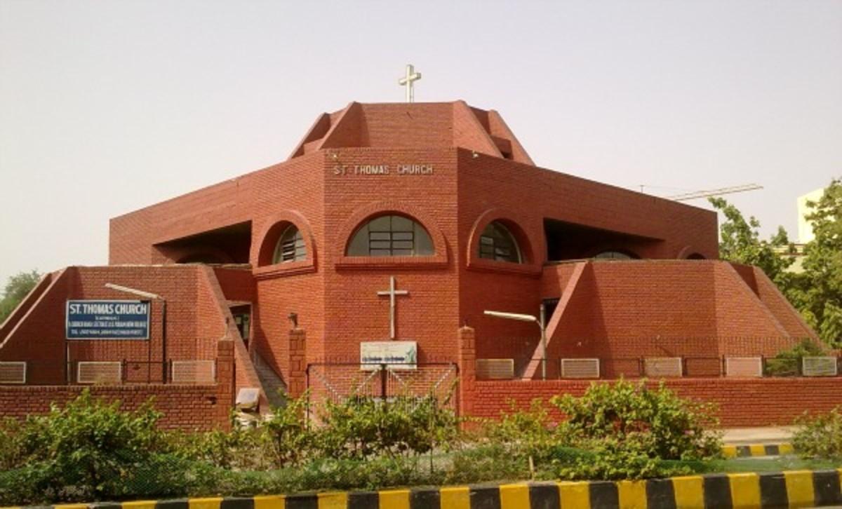 St Thomas Church Delhi