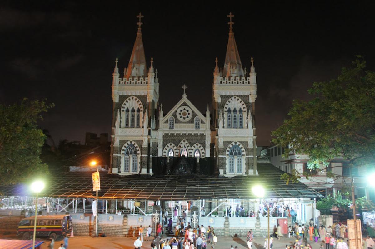 Mount Mary Church, Church of Mumbai