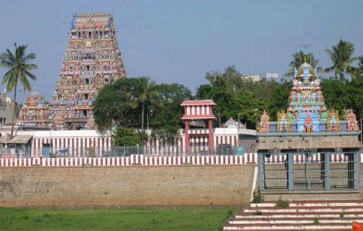 Kapaleeshwarar Temple | chennai