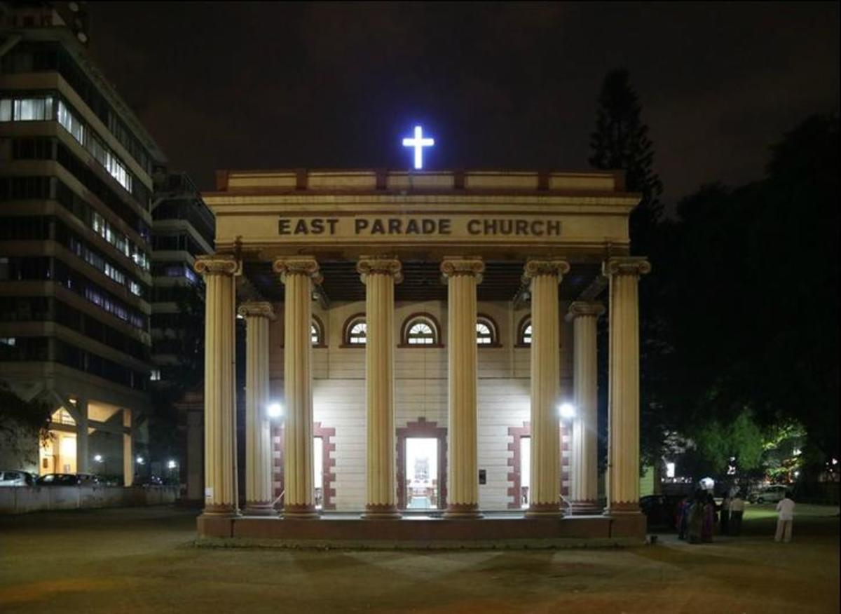 Churches in Bengaluru