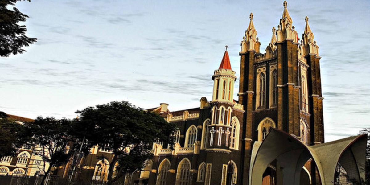 Gloria Church (Portuguese: Nossa Senhora de Gloria), Church of Mumbai