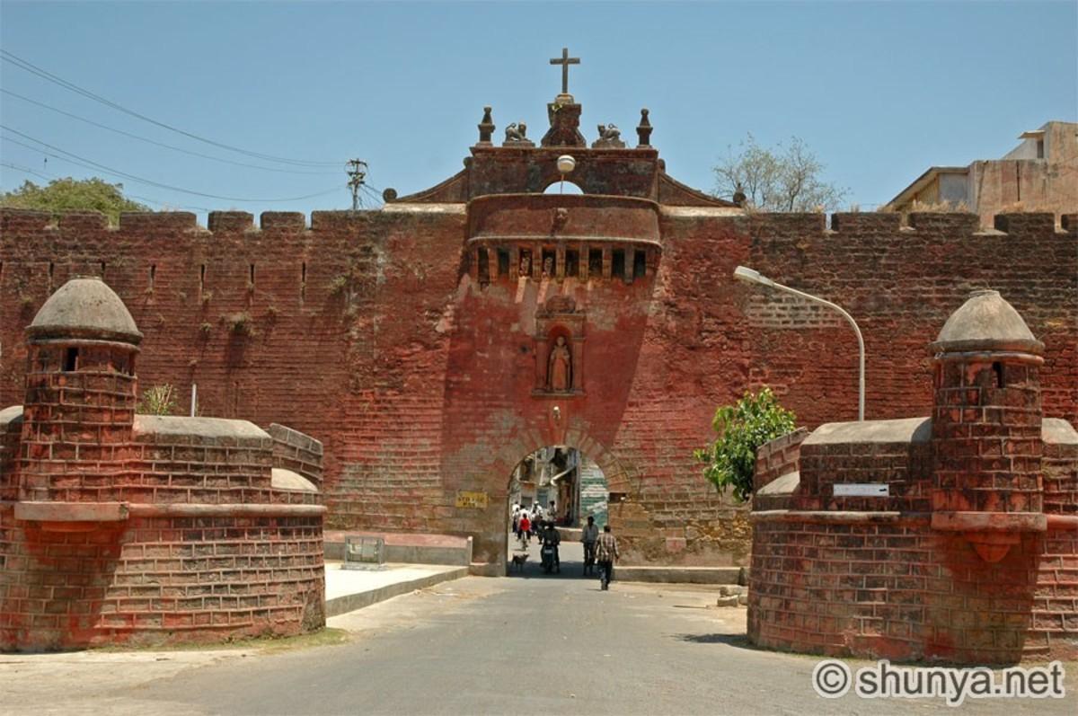 Churches of Daman and Diu