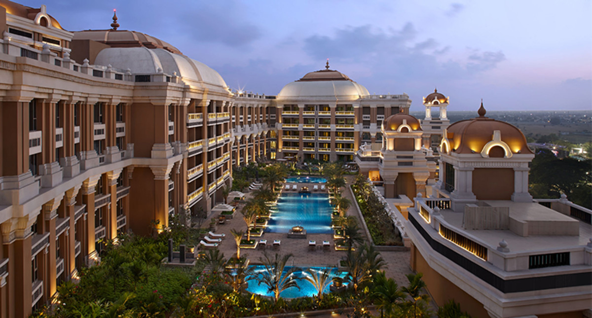 ITC Grand Chola Hotel, Chennai