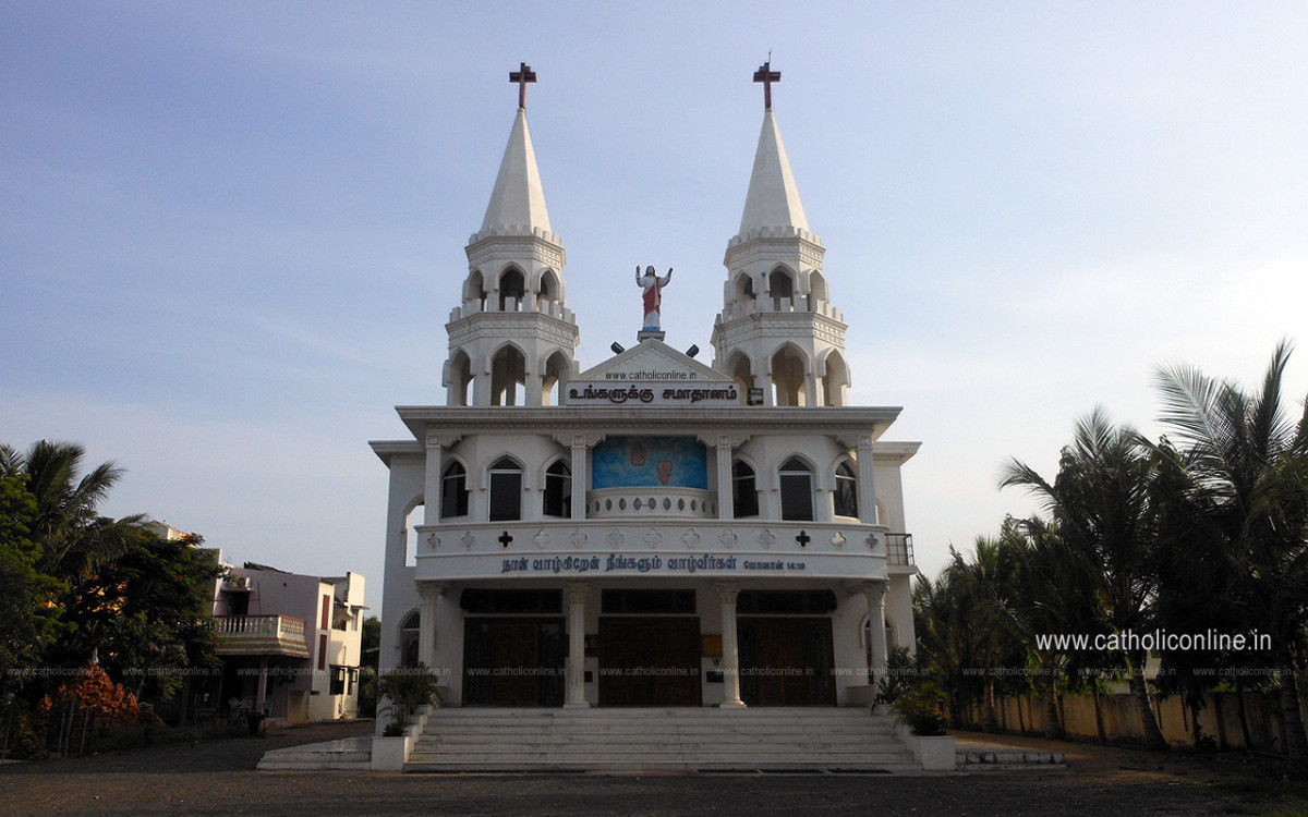 Risen Christ Church, Chennai