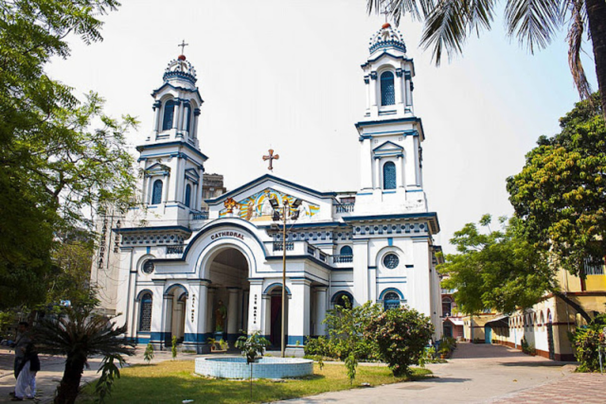Cathedral Church of the Calcutta, Portuguese Church