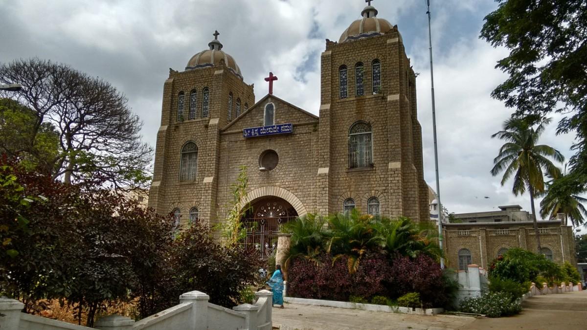 Churches of Bangalore, Saint Joseph's Church