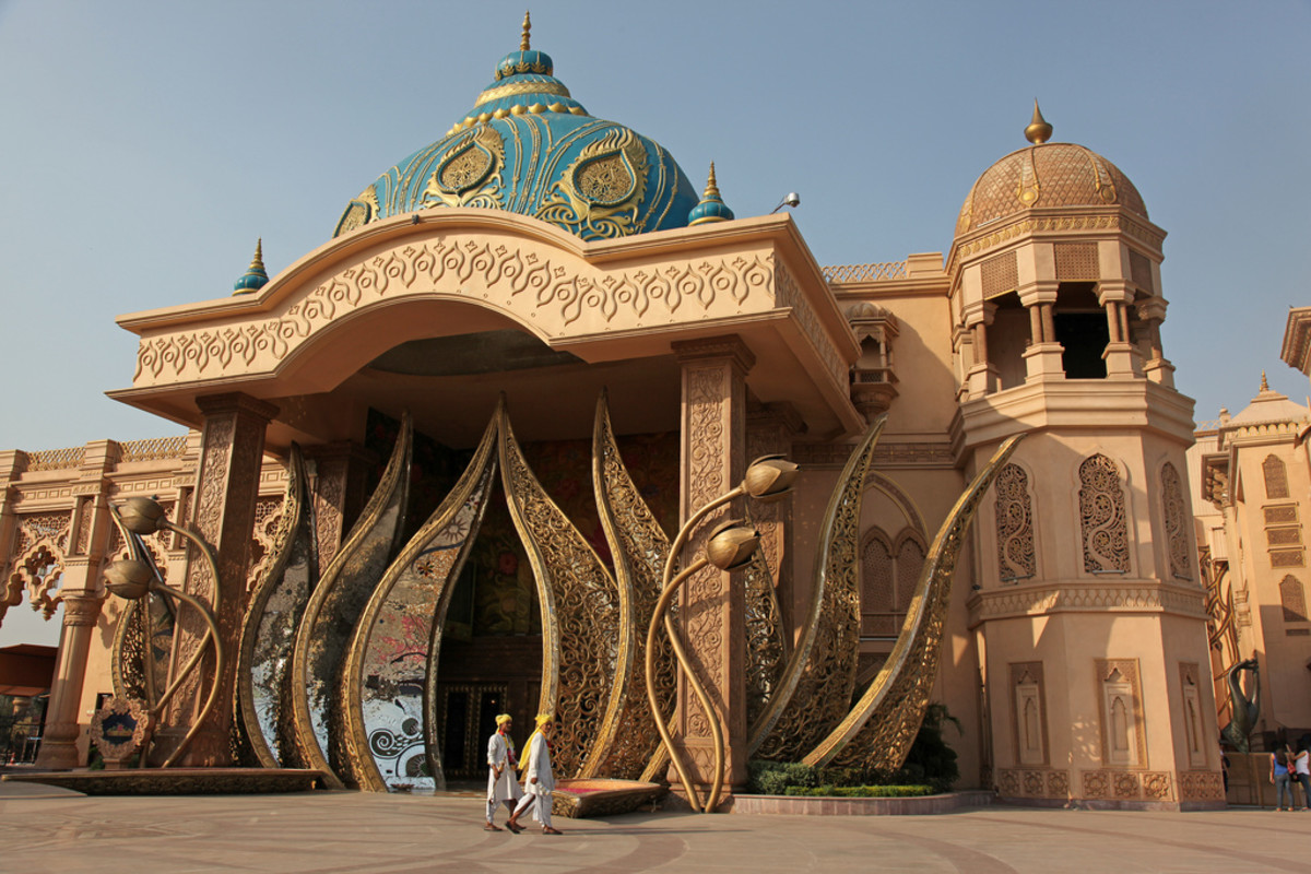 Kingdom of Dreams in Gurgaon, Places to visit in Delhi