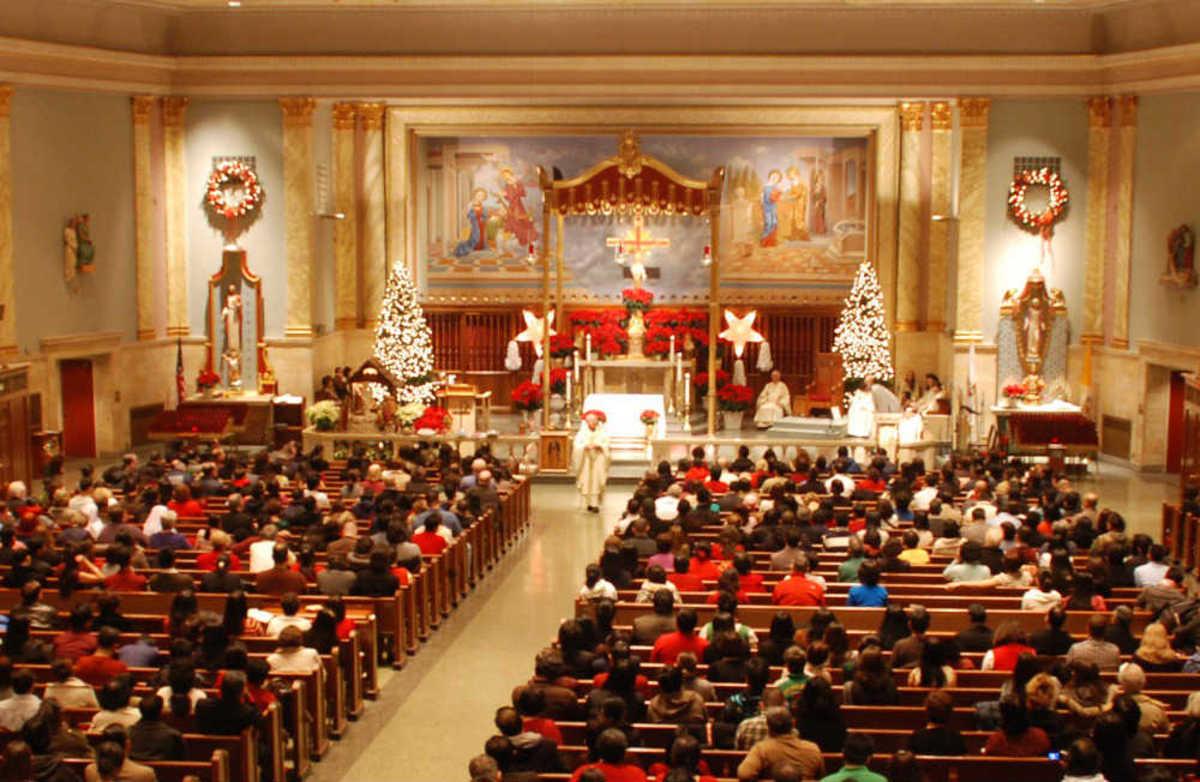 Christmas Church in Delhi