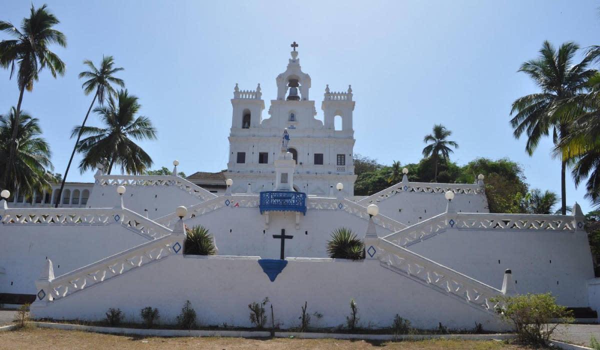 Churches in Goa, immaculate conception church