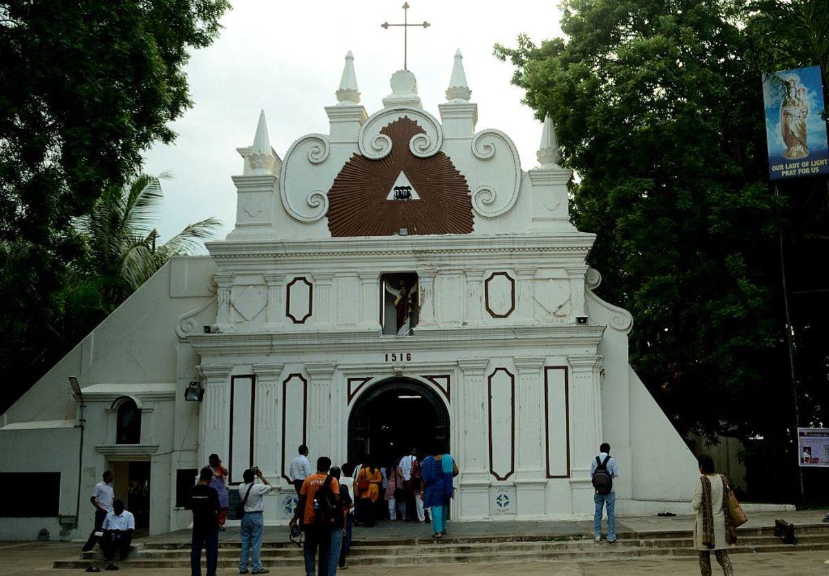 Luz Church Chennai