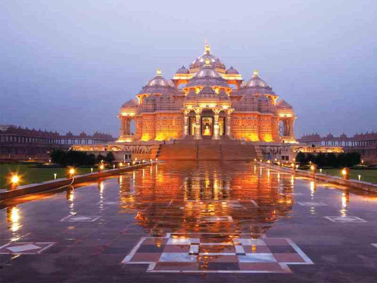 Akshardham Temple, Places to visit in Delhi