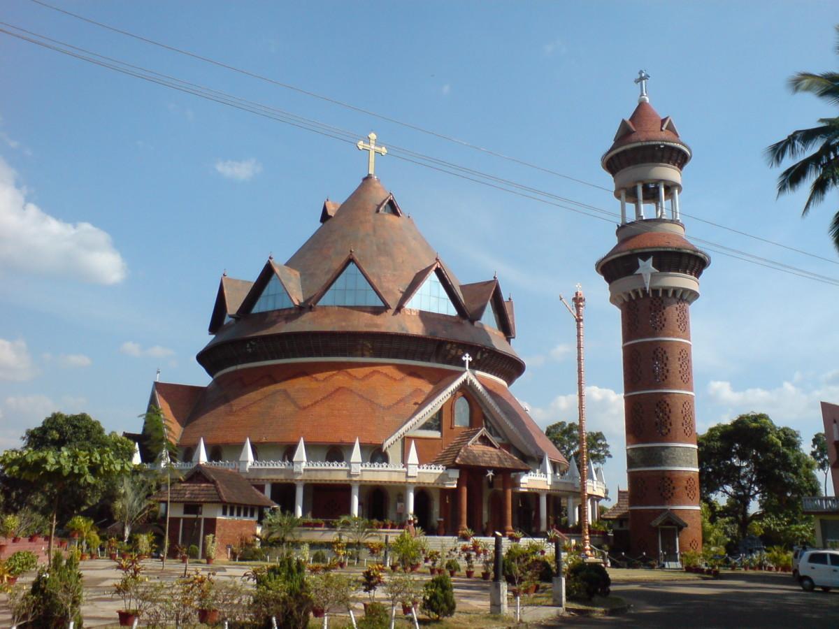 File:St. John's Cathedral, Tiruvalla