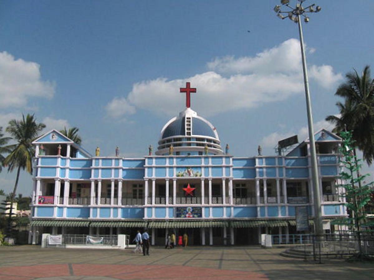 Churches of Bangalore, Infant Jesus Church