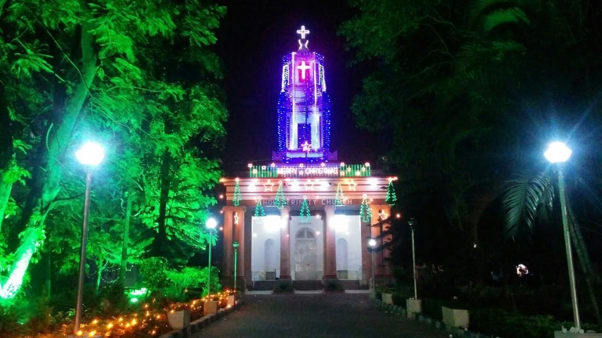 Churches of Bangalore, Holy Trinity Church