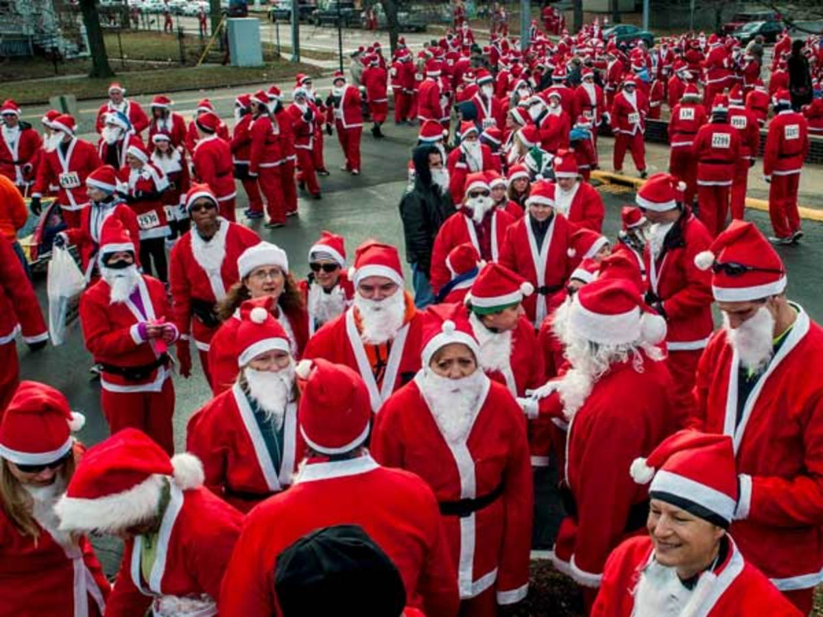 Christmas in New Delhi