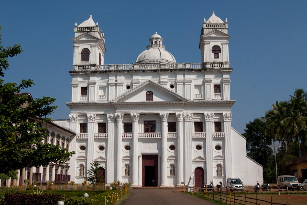 Churches of Goa, Church of St. Cajetan