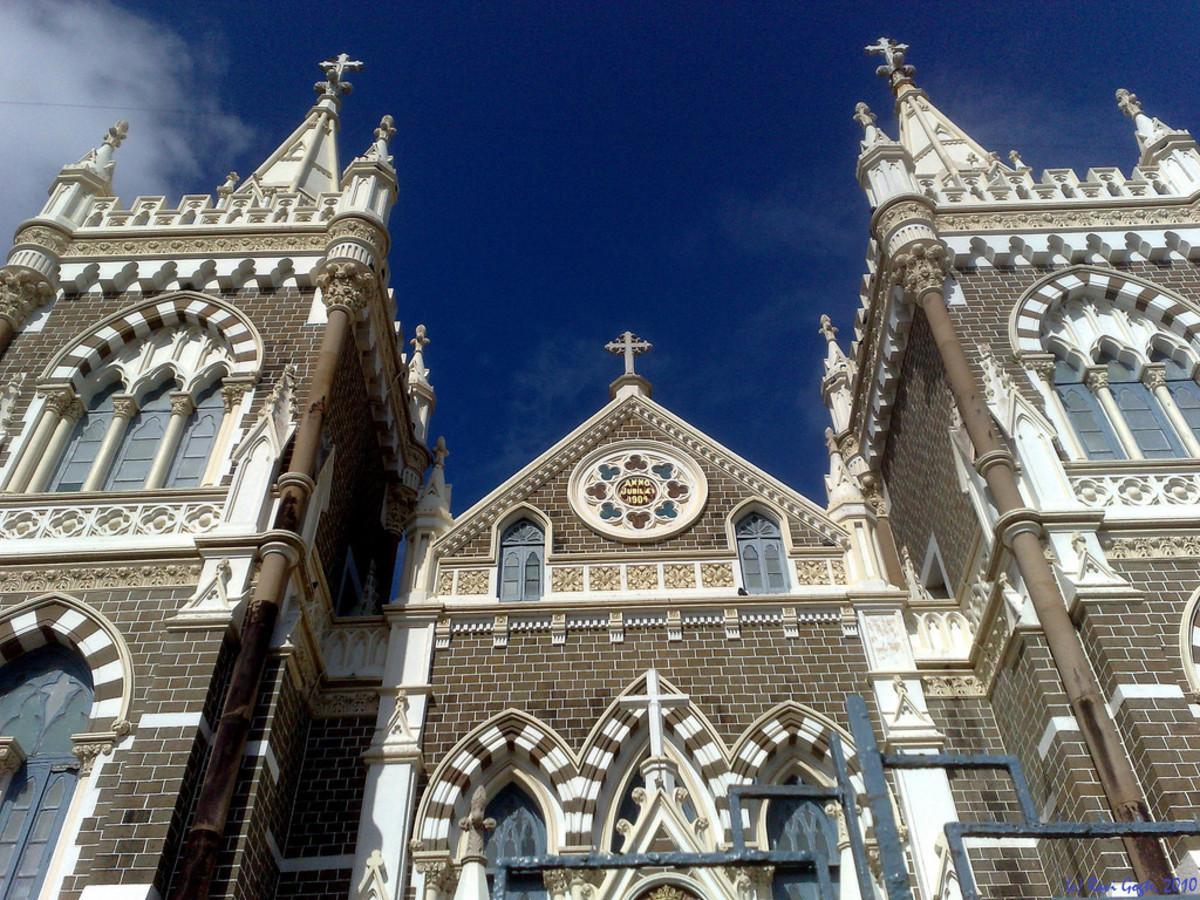 The Church of Mount Mary, Church of Mumbai