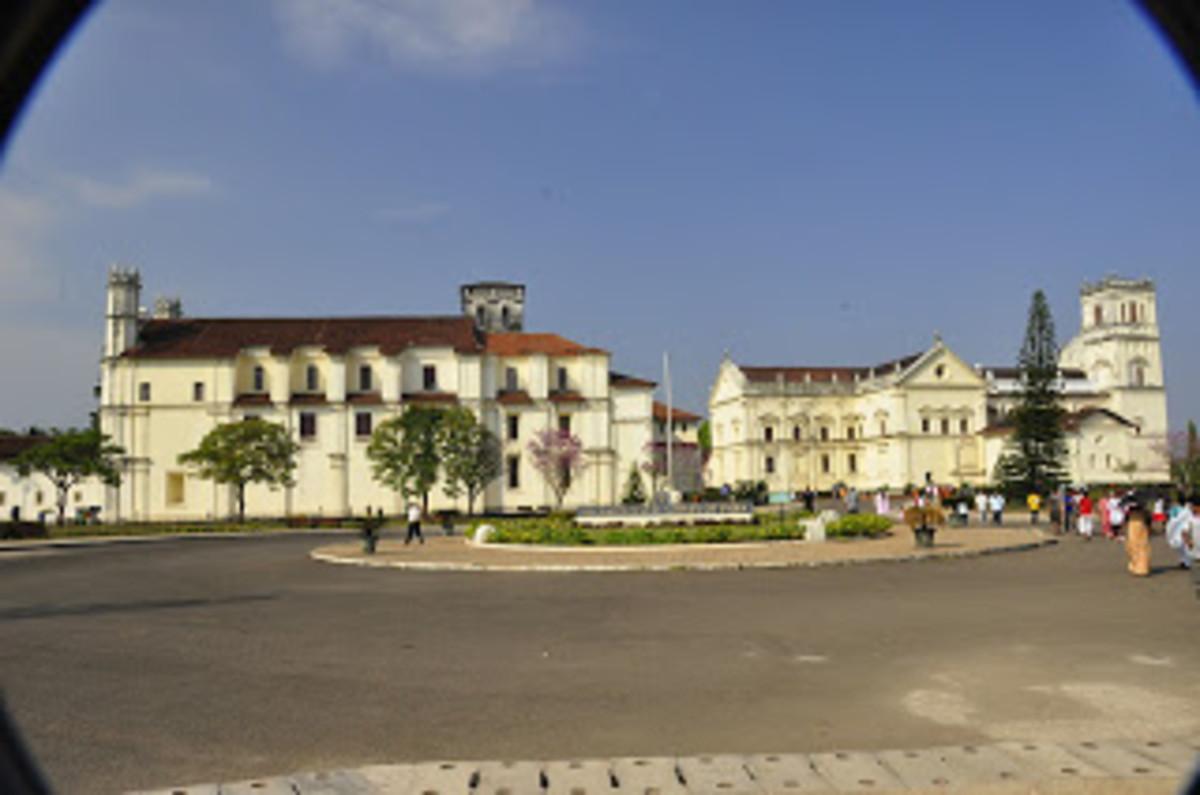 Churches of Goa, Se cathedral, Old Goa