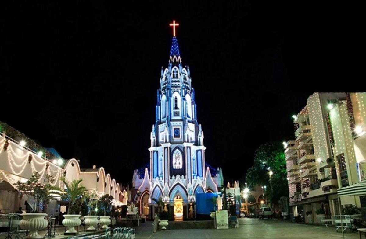 St Mary's Basilica, Christmas Celebration in Bangalore