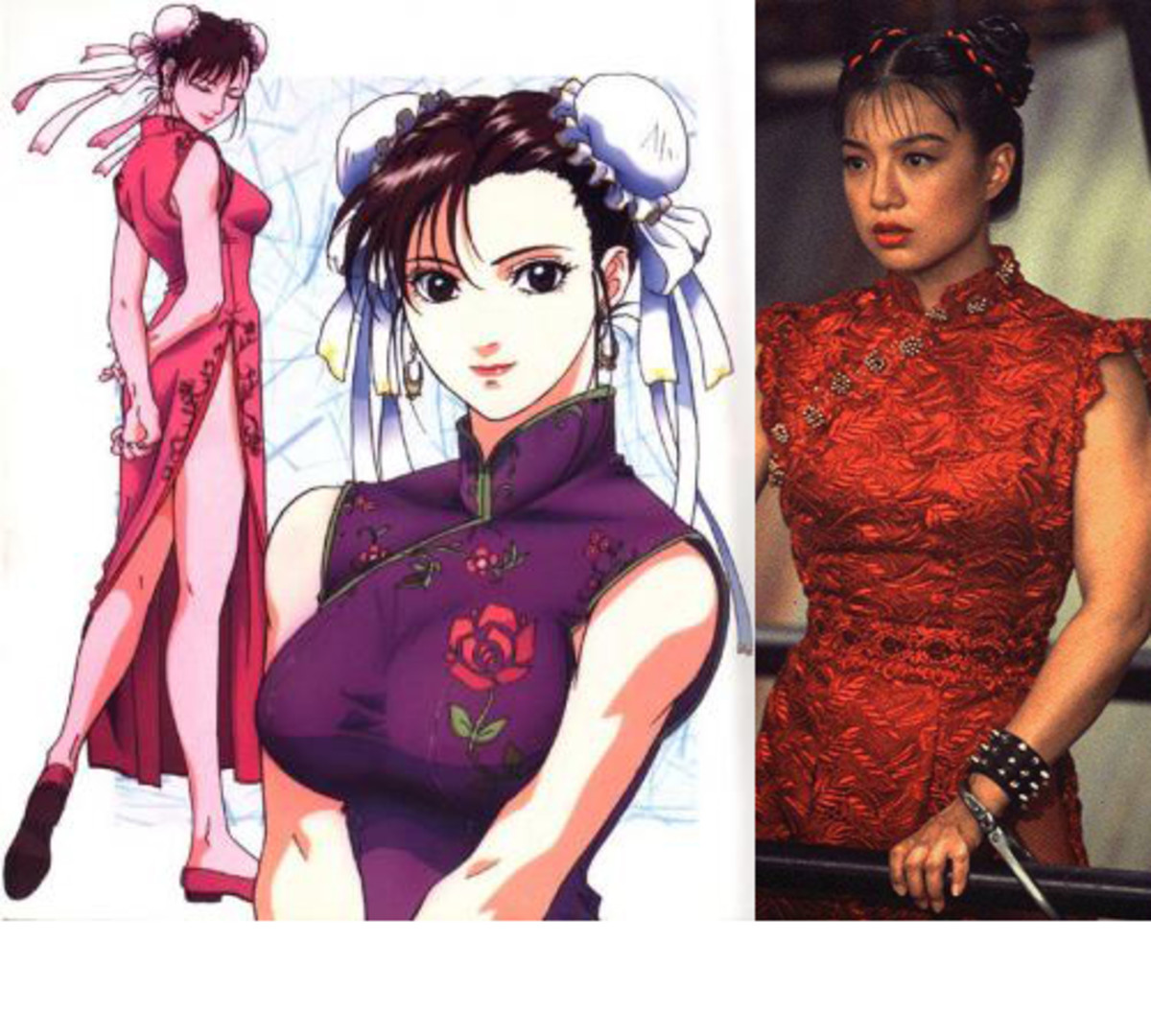 Chun Li, Street Fighter from Capcom, played by Ming Na