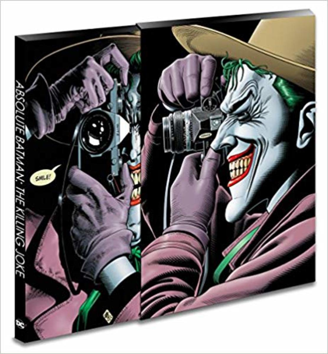 Comics Eye: Batman: The Killing Joke 30th Anniversary Absolute Edition