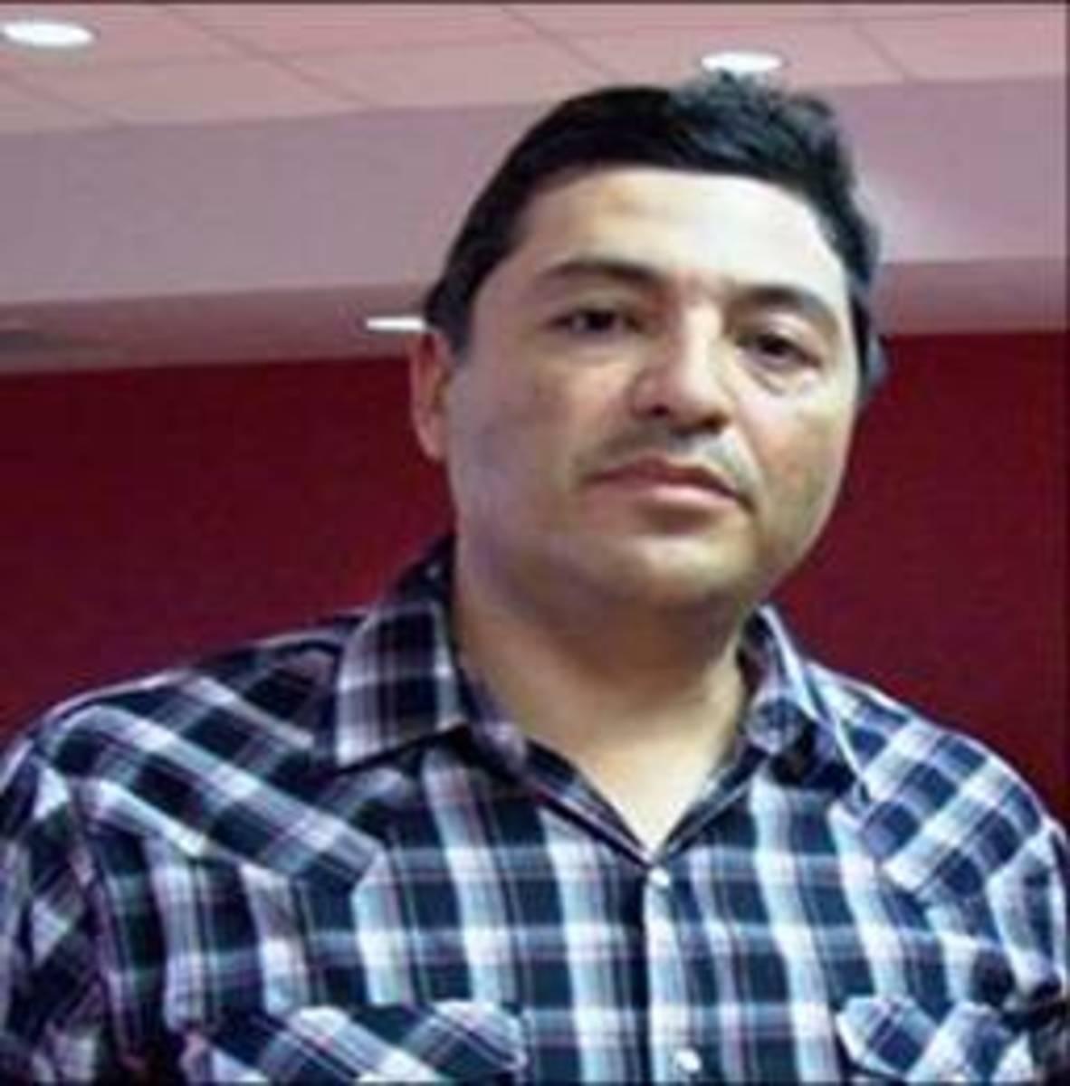 "Norberto Chavez ""Robert"". Sitting board Vice-President."