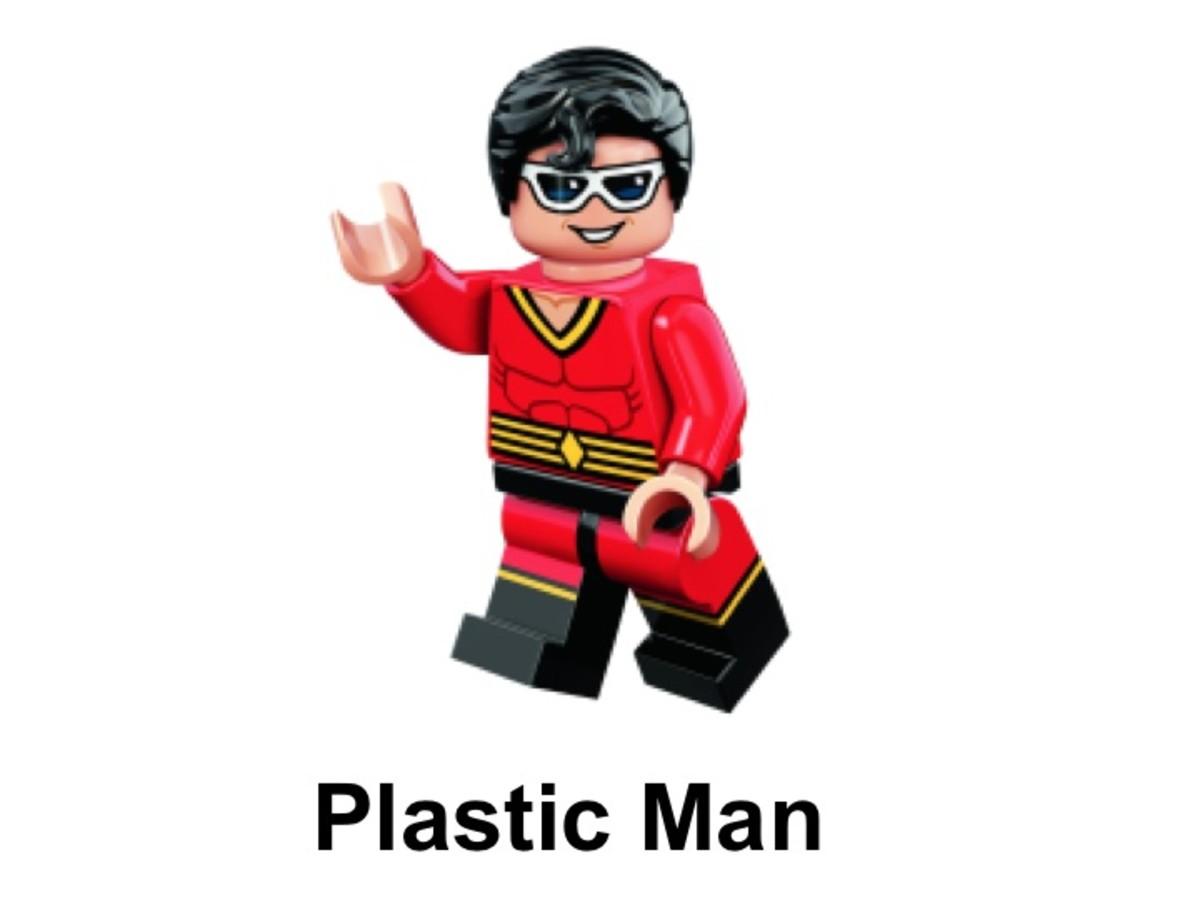 LEGO Plastic Man 5004081 Minifigure