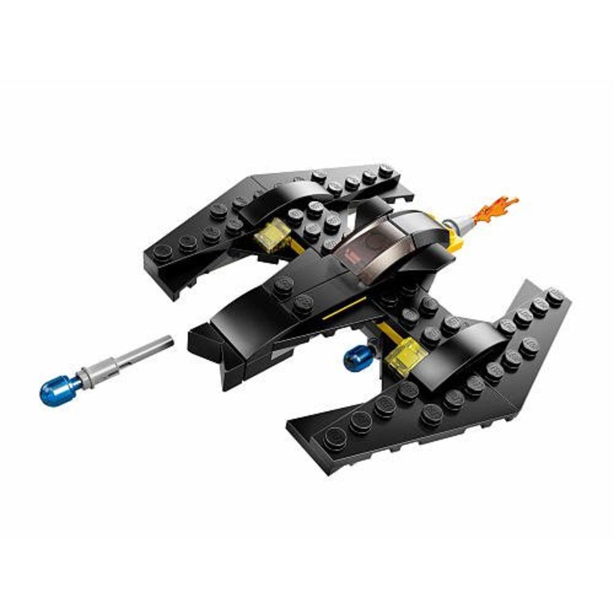 LEGO Batwing 30301 Assembled