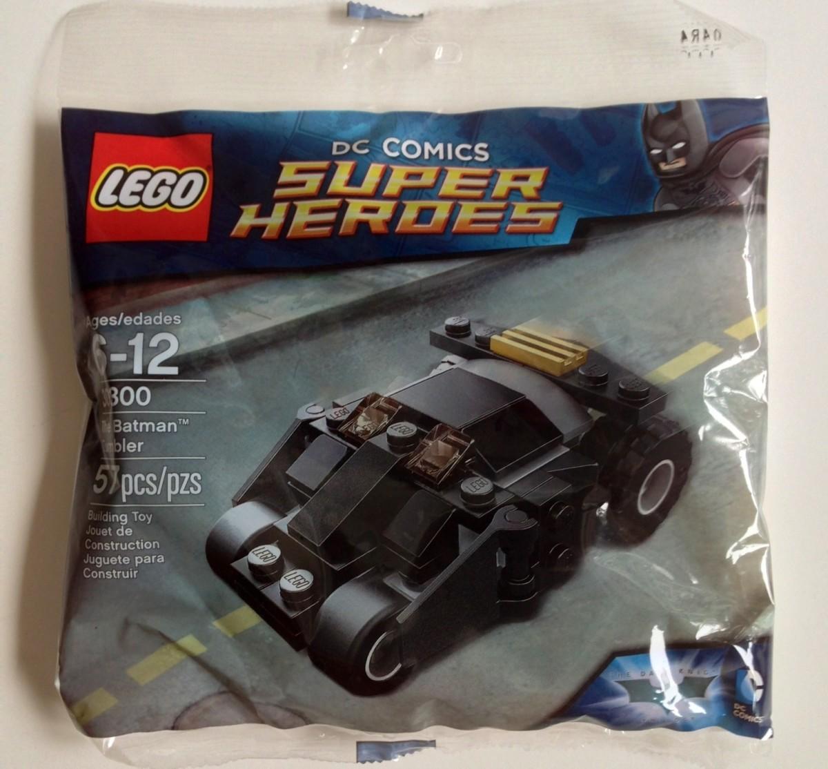 LEGO Tumbler 30300 Bag