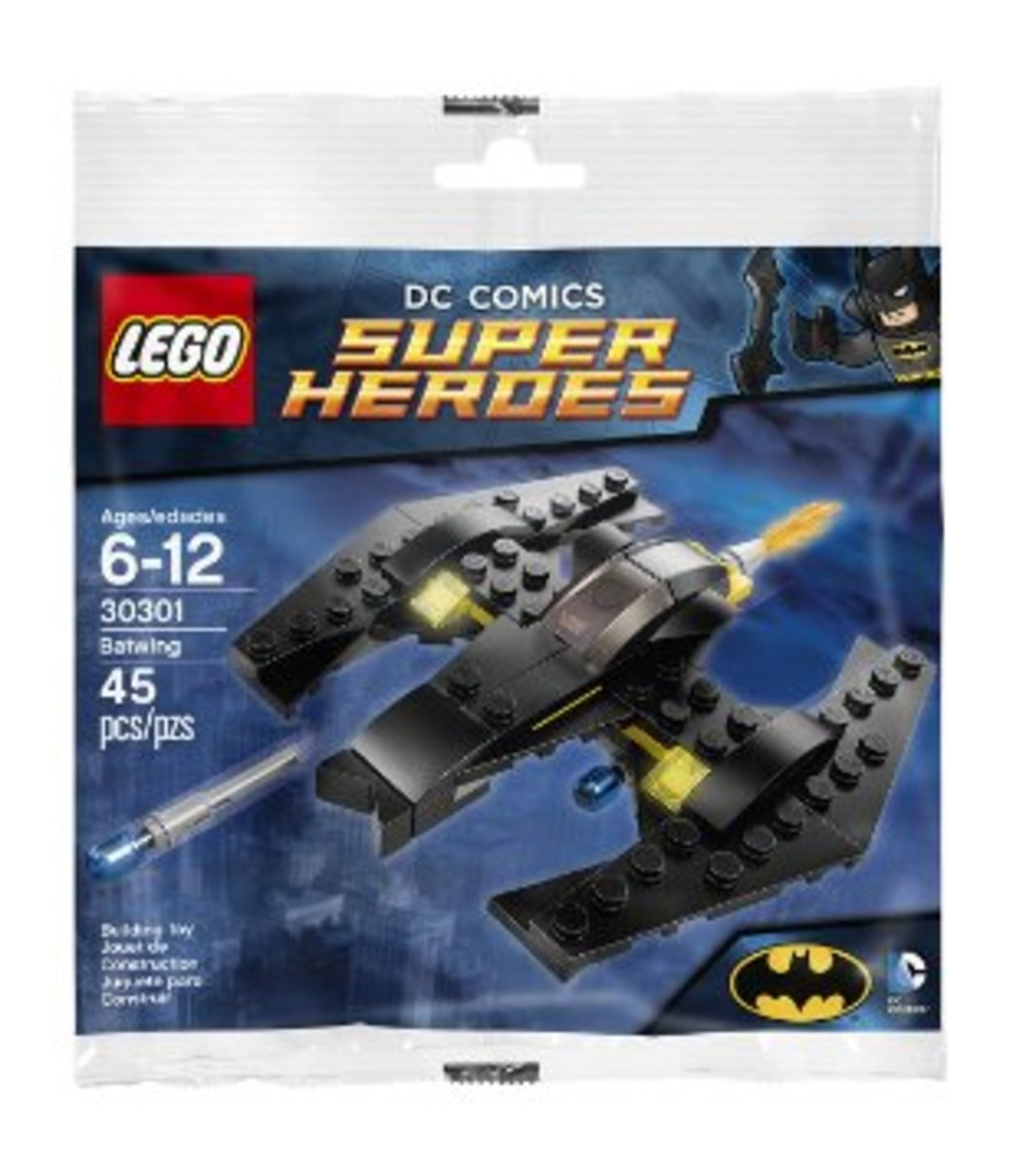LEGO Batwing 30301 Bag