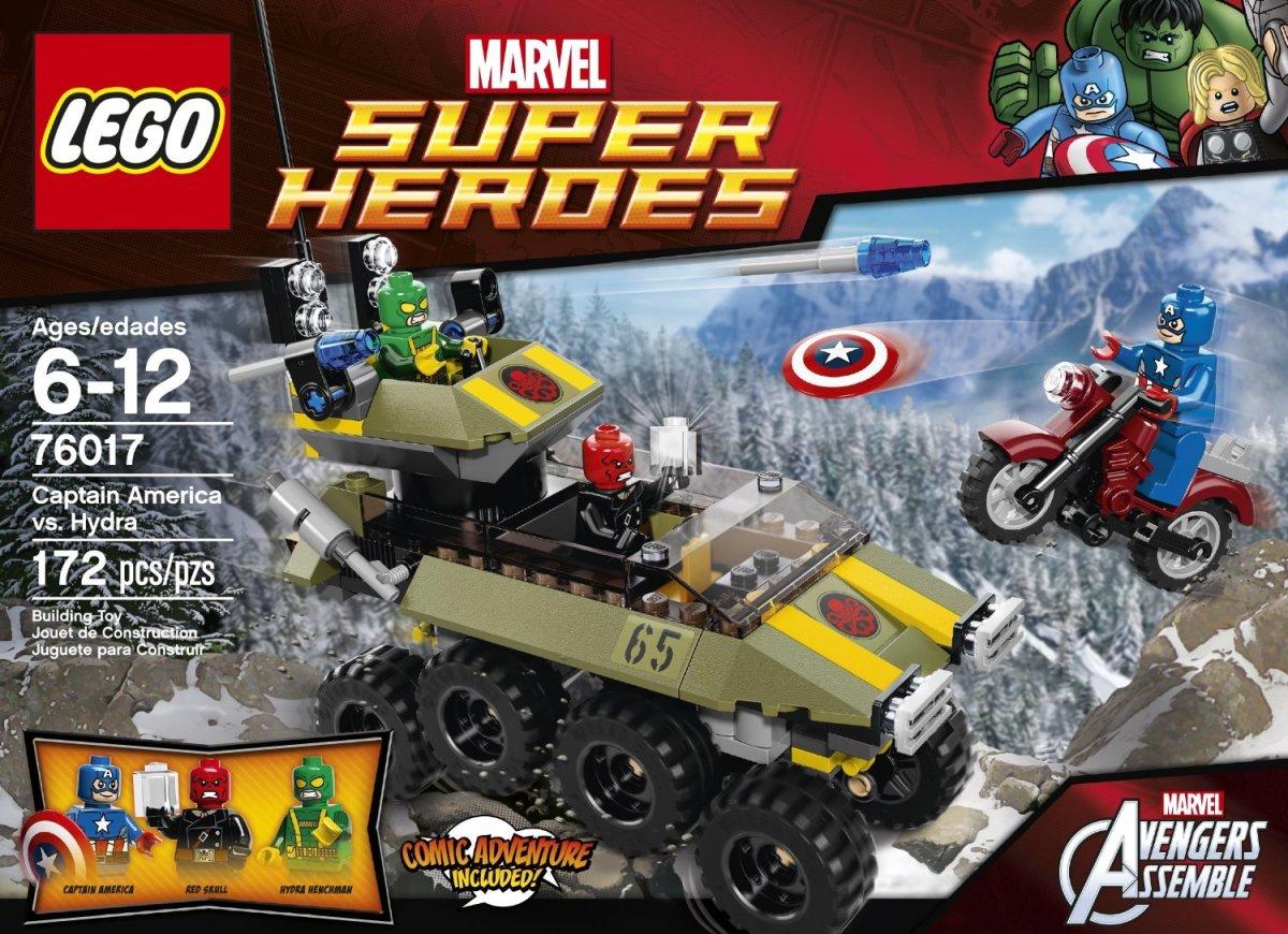 LEGO Super Heroes 2014