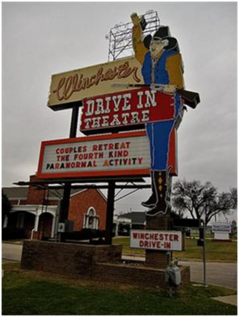 Winchester; Oklahoma City, OK