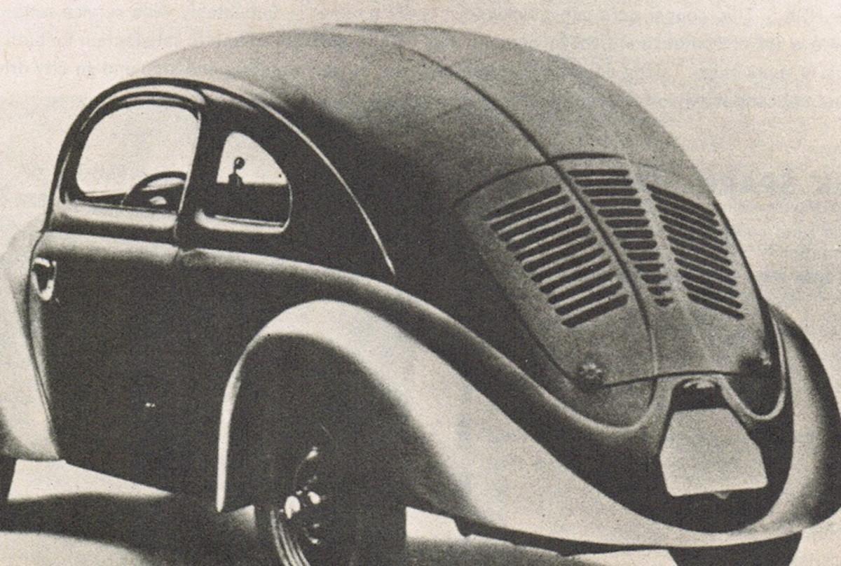 Vintage Volkswagen Beetle History