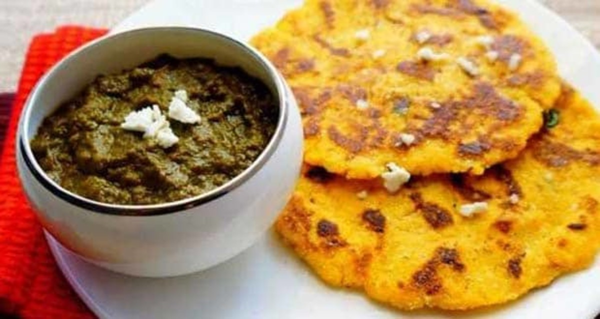 Sarson Ka Saag – the Most Stereotyped Dish of Punjab