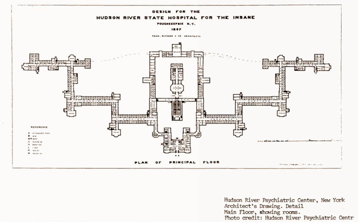 Fredrick Wither's Kirkbride Design