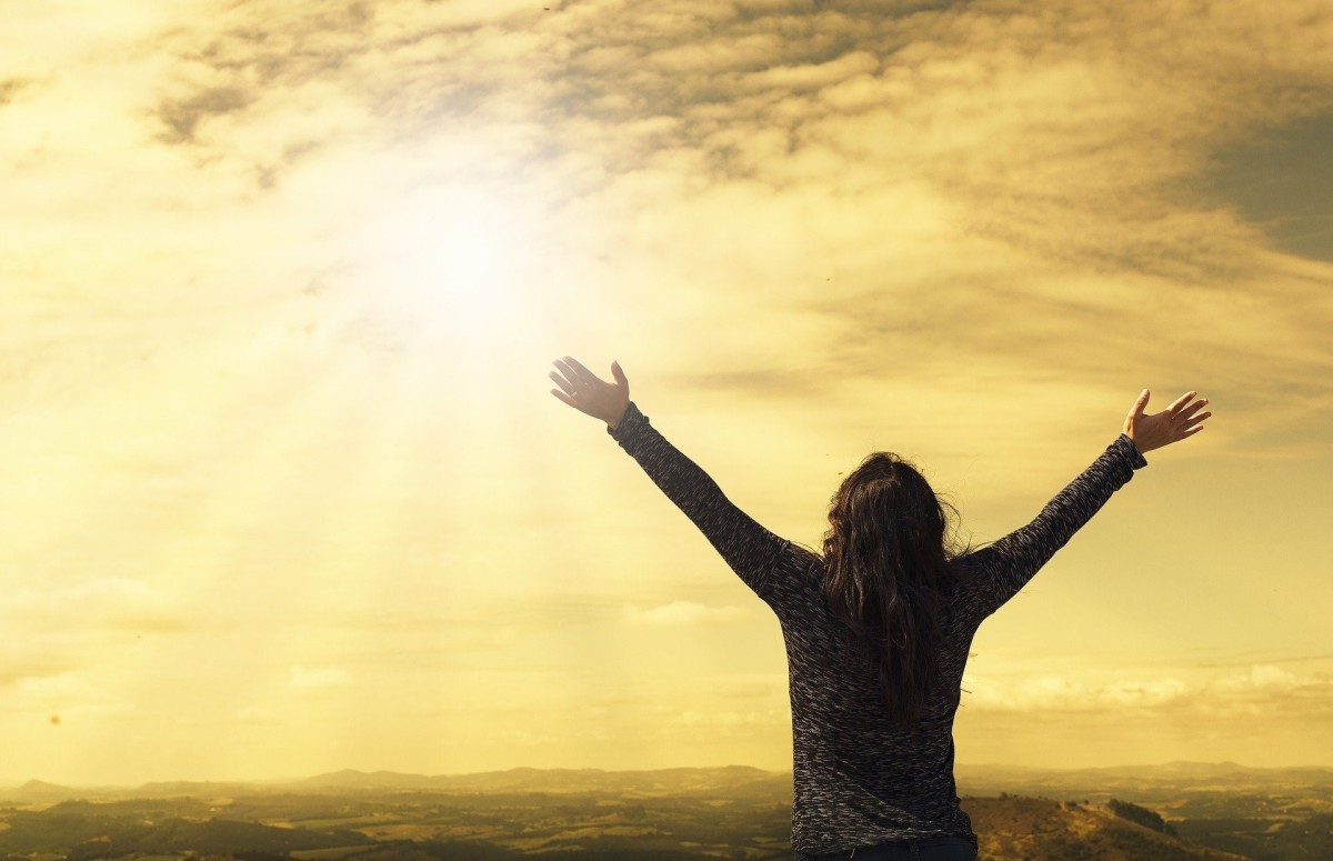 Discovering hope can be a joyful and inspiring process.