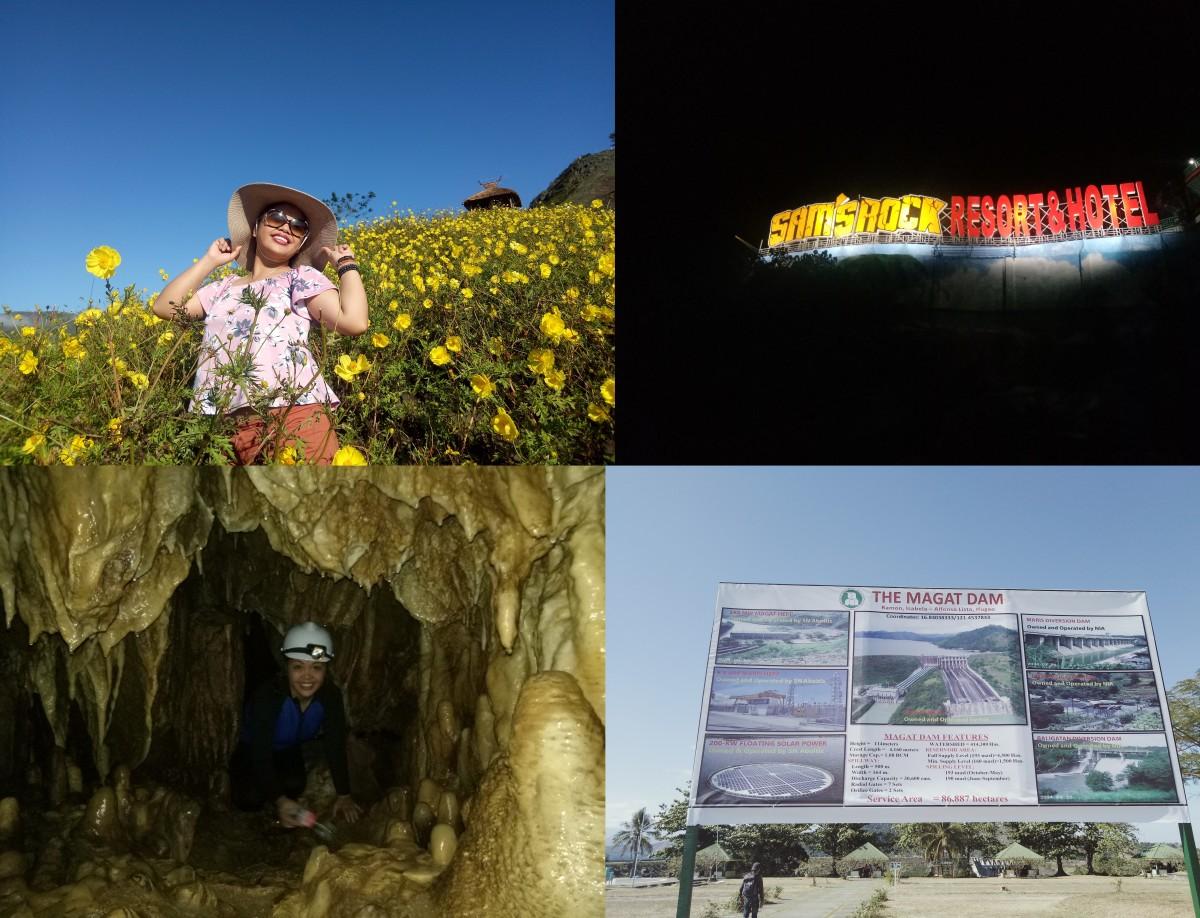 Exploring the Cagayan Region: Calvary Hills, Magat Dam, Capisaan Cave System, Sam's Rock Resort and Landingan Viewpoint