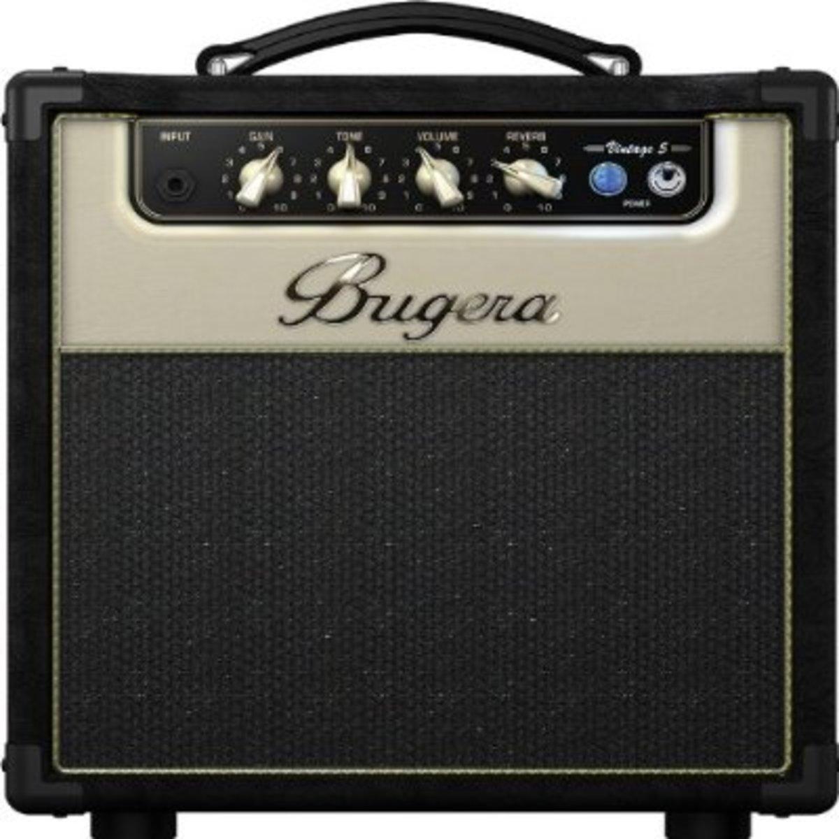Bugera V5 Tube Amp: Best Cheap Valve Guitar Amps