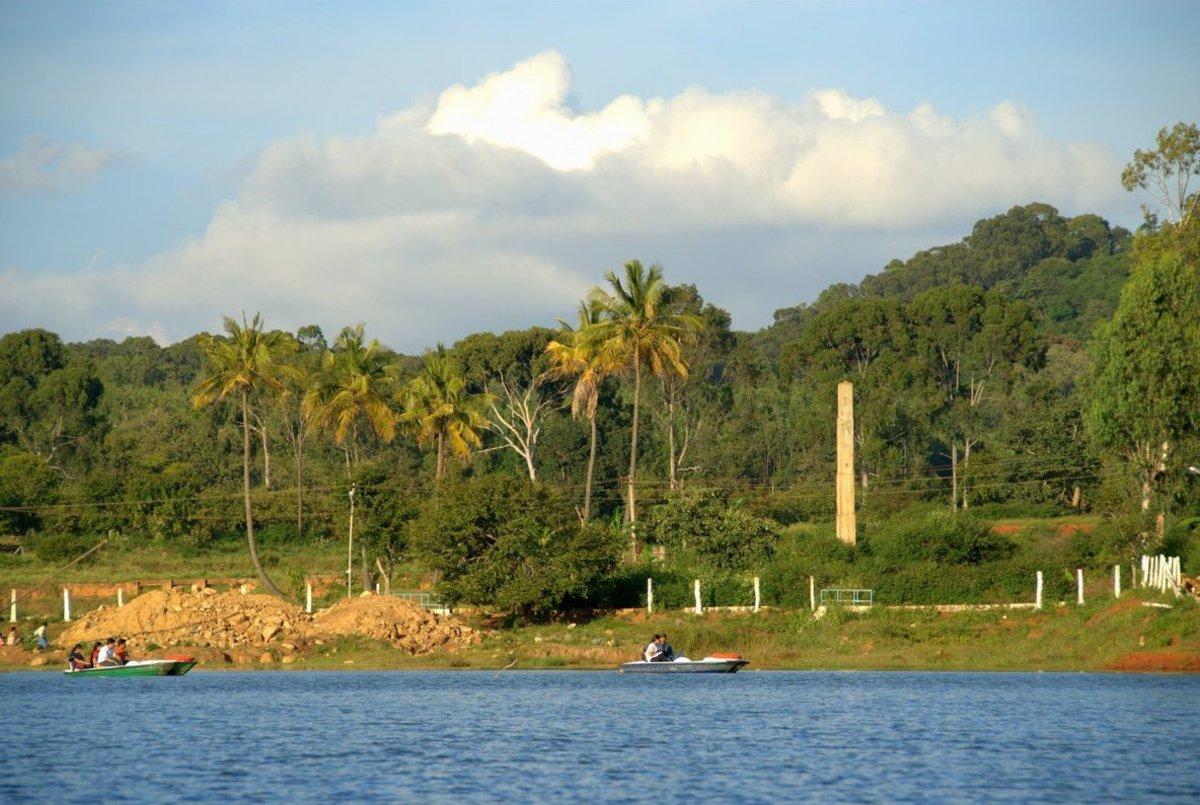 Punganoor Lake