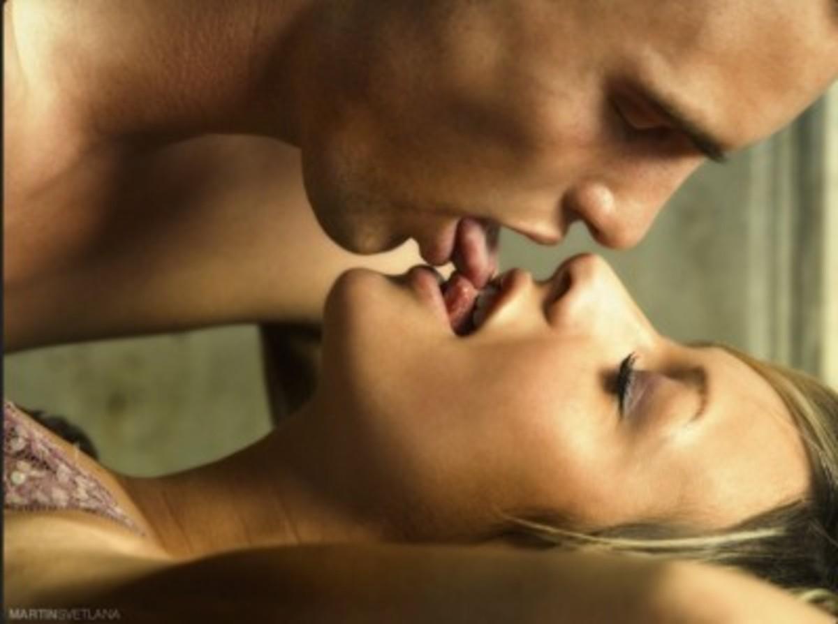 Kissing A Fine Art