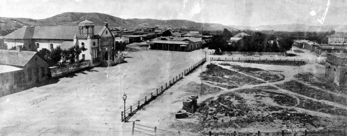 Los Angeles, Ca 1869