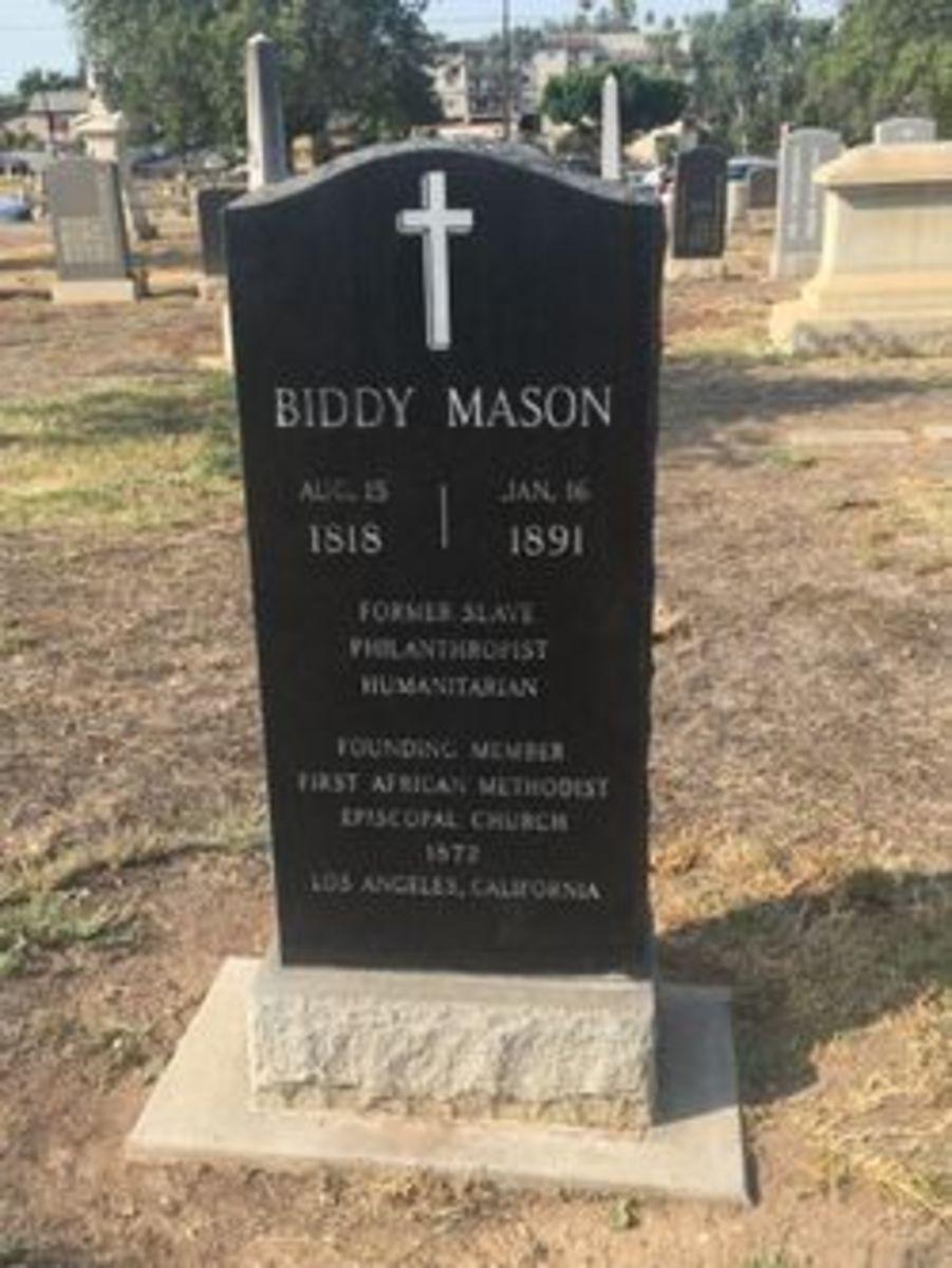 Biddy Grave Memorial