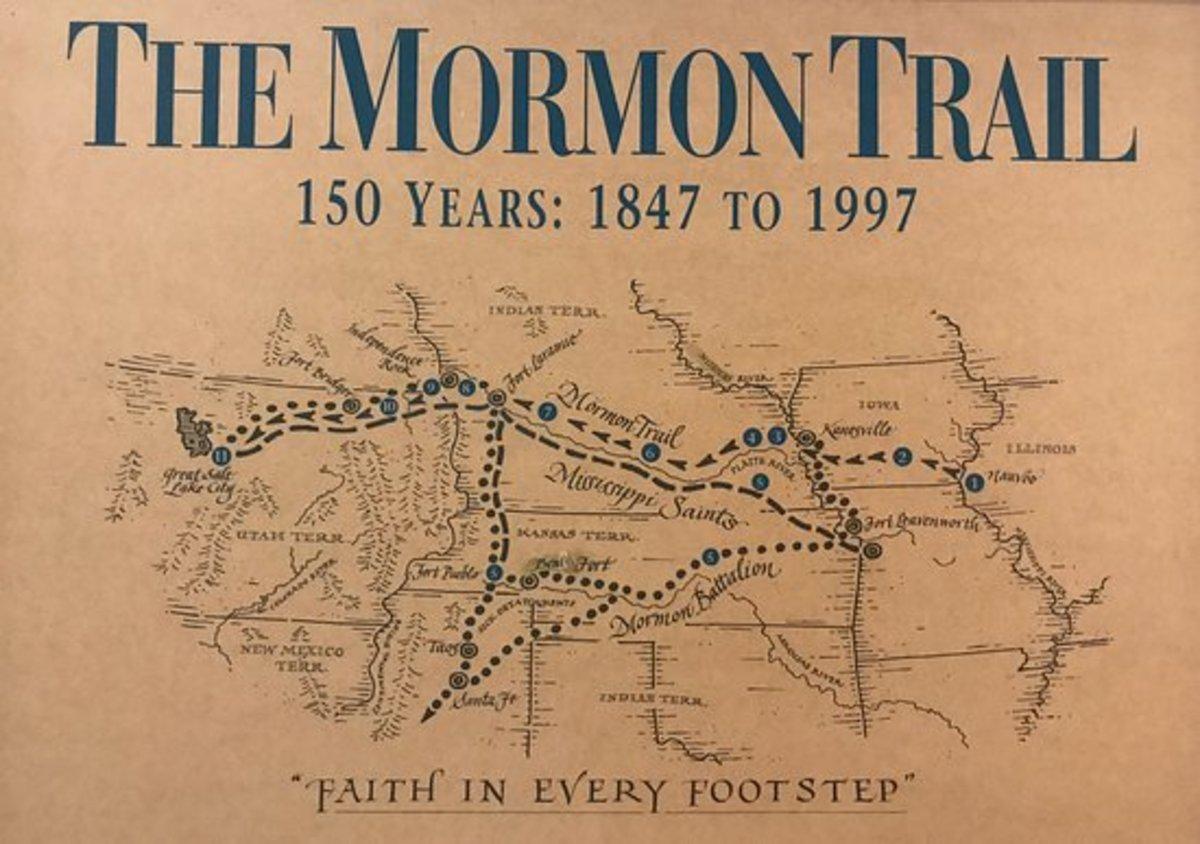 Mormon Trail West