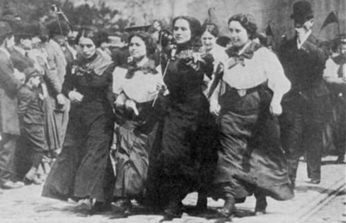 The Great Morality Feud and the Women's Suffrage Movement in Denmark