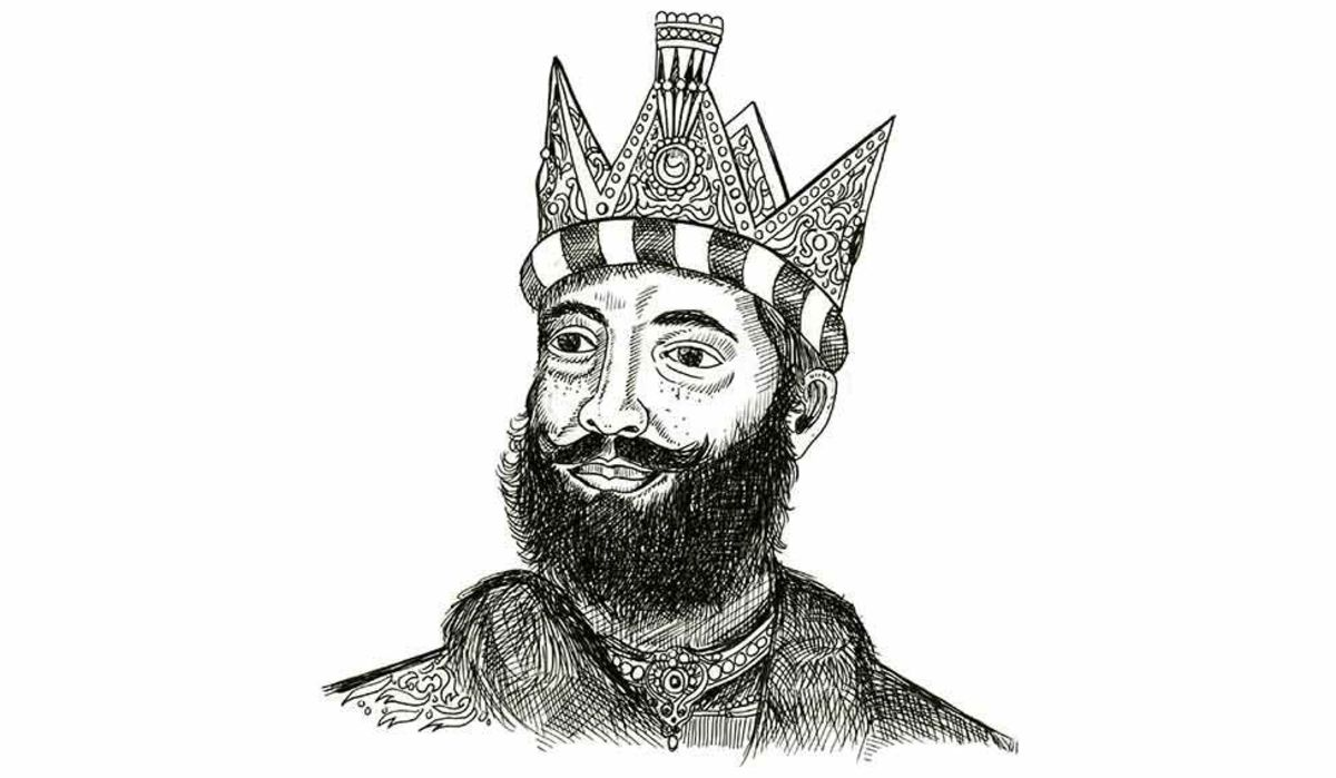 The Royal Raider: Mahmud of Ghazni, Man who Shook the Sub-Continent